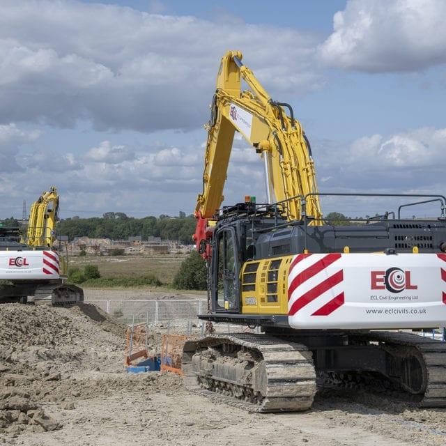 ECL Civil Engineering logo